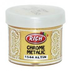 BY056-Rich Chrome Metalic 1544 Altin 50Cc