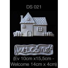 DS021-Duvar Süsü 21